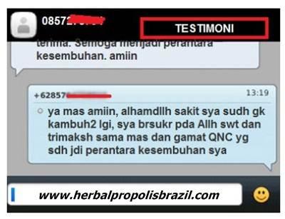 TestimoniQnC Jelly GamatSembuhkan Penyakit Varikokel