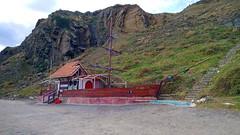 Vieux port Dellys Algerie
