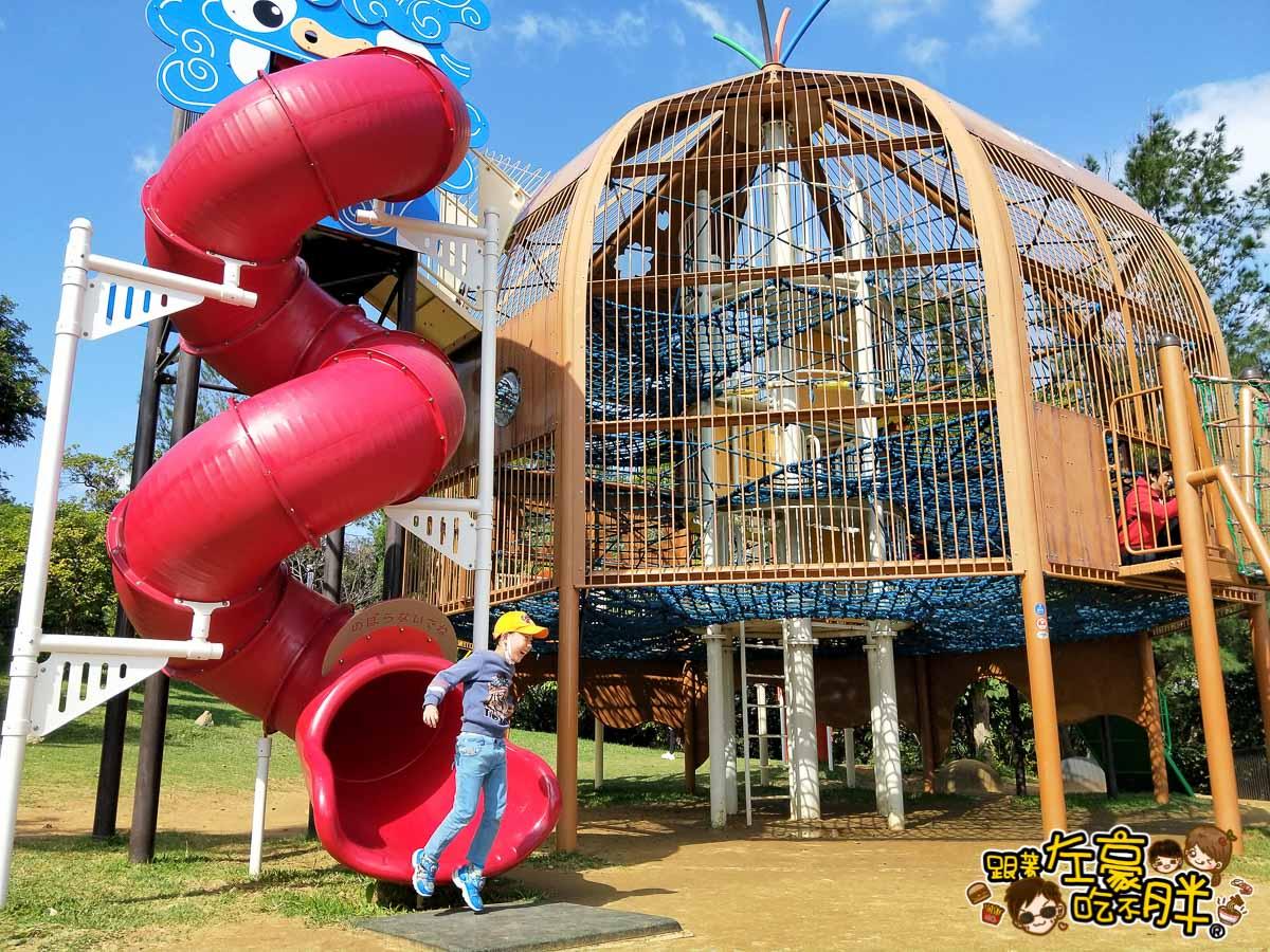 沖繩景點 奧武山公園(兒童樂園公園)-34