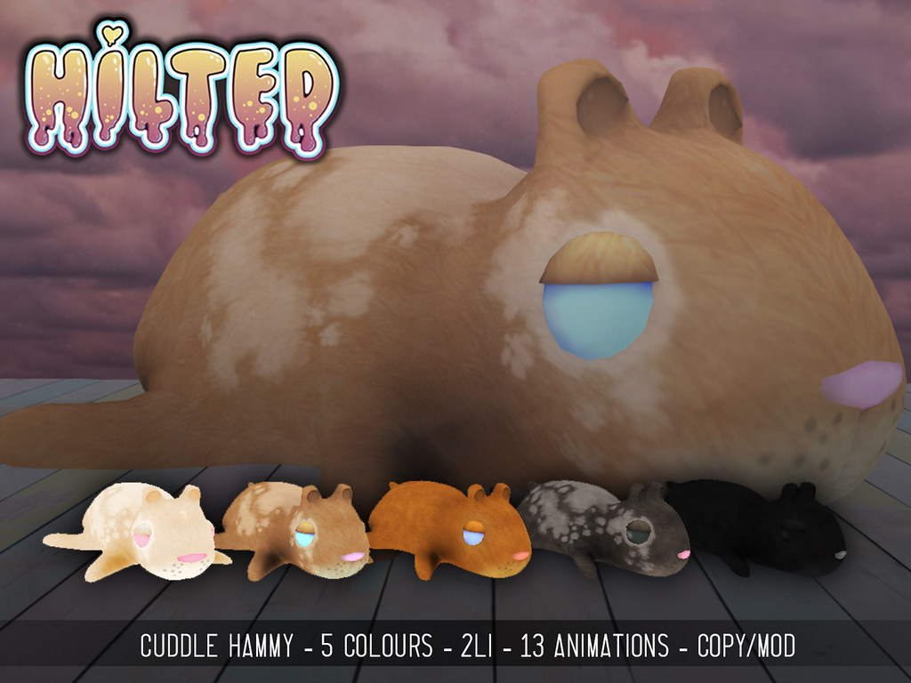 HILTED – Cuddle Hammy AD