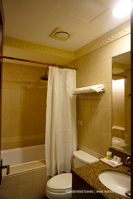 Villa Caceres Executive Room - Bathroom