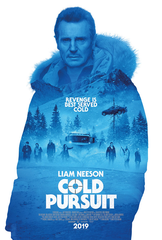 Cold Pursuit - Poster 4