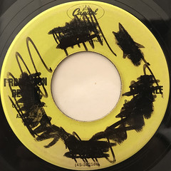 THE LETTERMEN:GOIN' OUT OF MY HEAD(LABEL SIDE-B)