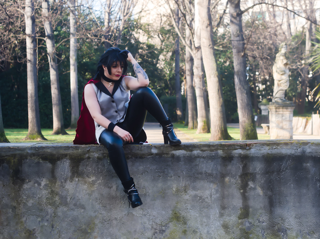 related image - Shooting RWBY - Jardin de la Magalone - Marseille -2019-02-22- P1499403