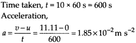 NCERT Solutions for Class 9 Science Chapter 8 Motion 6