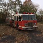 Trenton Fire Department Reserve Ladder 4