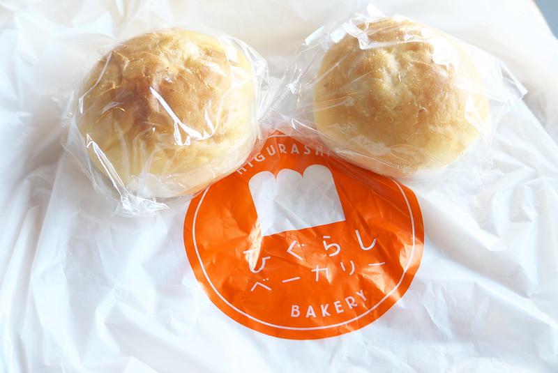 ひぐらしベーカリーのじゃがいもパン