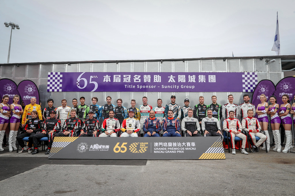 Official Pictures during the 2018 FIA WTCR World Touring Car cup of Macau, Circuito da Guia, from november  15 to 18 - Photo Alexandre Guillaumot / DPPI