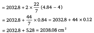 NCERT Solutions for Class 9 Maths Chapter 13 Surface Area and Volumes 4