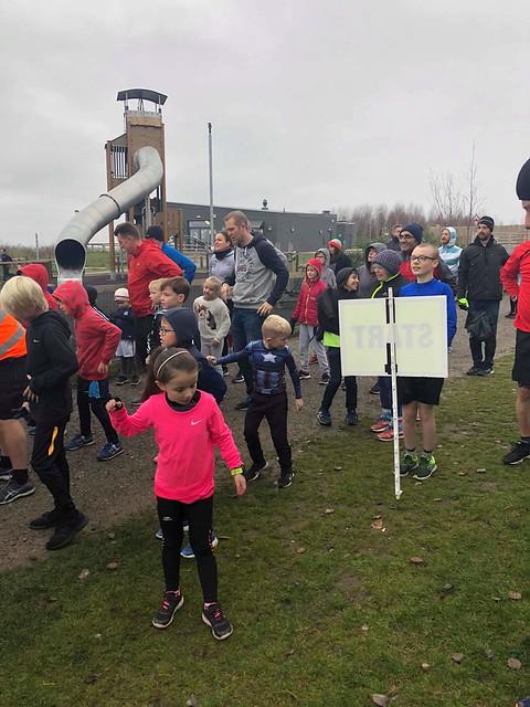 Gedling junior parkrun 25th november