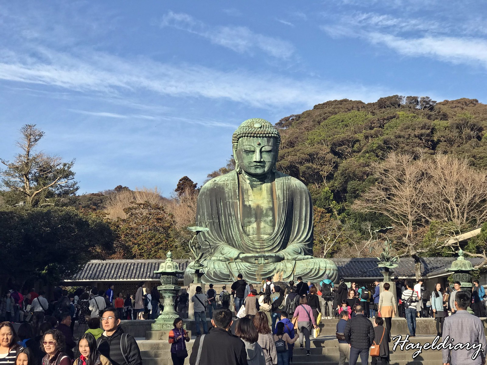 Kamakura Great Buddha-Japan-2