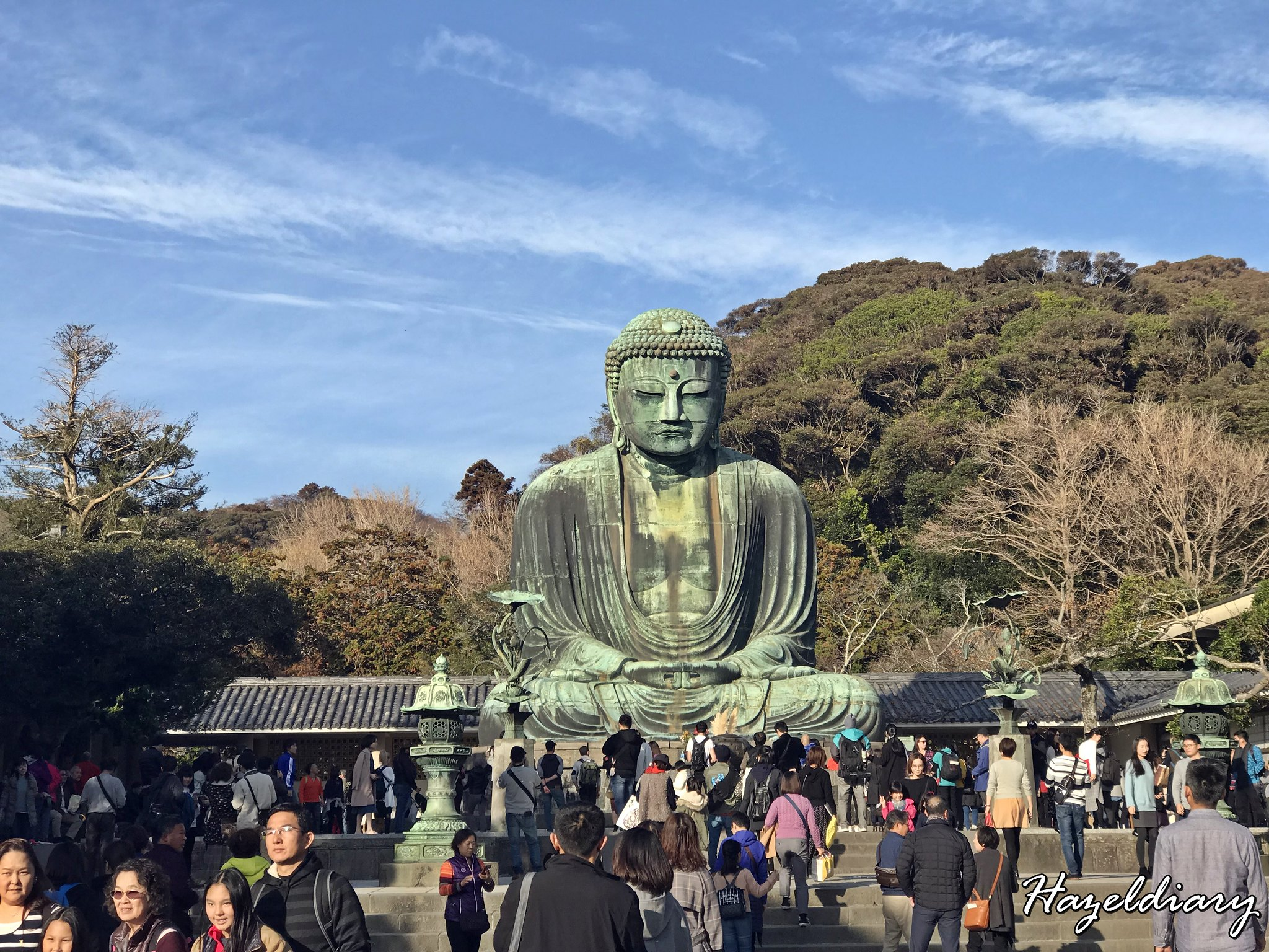 [JAPAN TRAVELS] 1 Day Trip to Kamakura from Tokyo – Using JR East Pass