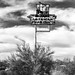 Old trading post sign. by LXG_Photos