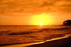 Sunrise in Playa Bavaro
