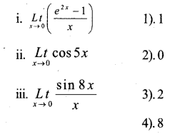 Plus One Maths Model Question Papers Paper 2Q18