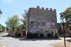 Aujols - Vestiges du Château (bourg) - Photo of Cieurac