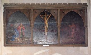 reredos (Laurence Carrington Grubbe, 1903)