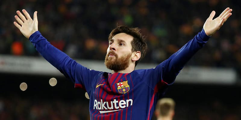 Valverde memuji pembuat sejarah Messi