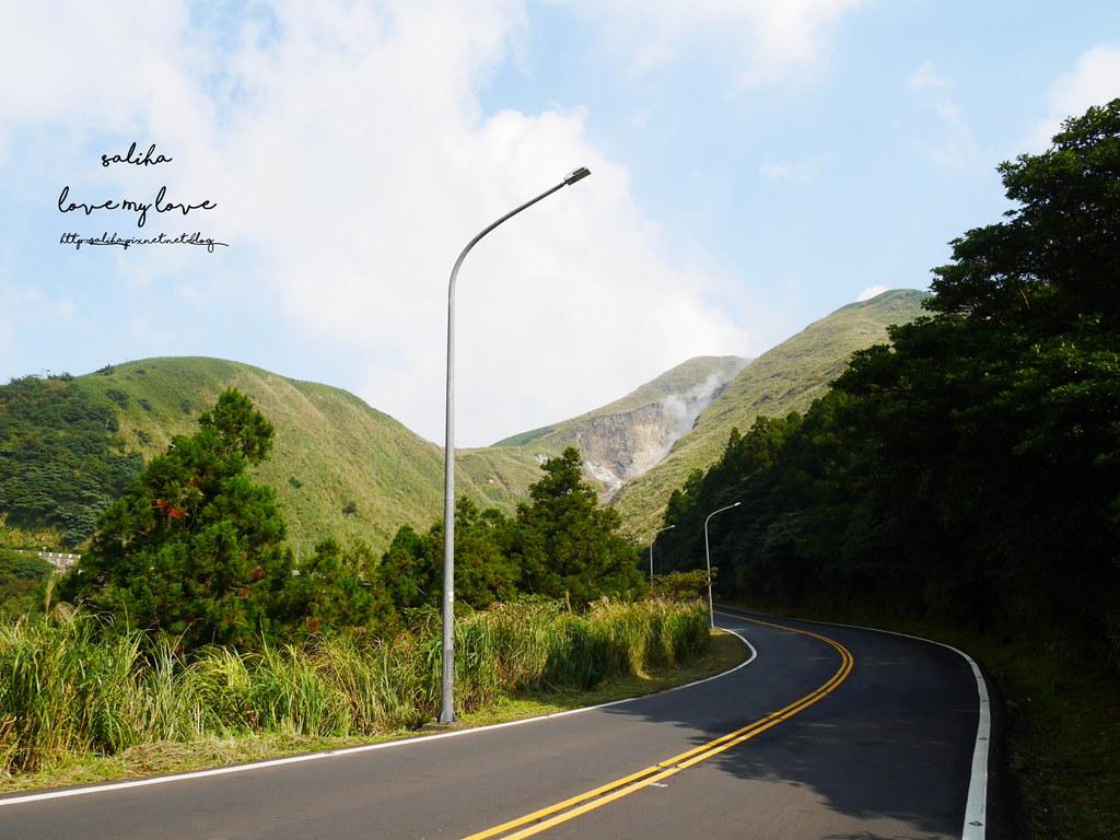 台北陽明山一日遊踏青景點推薦大屯自然公園 (2)