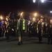Torchlight Procession @ Sidmouth Folk Week (2018) 02 - Wreckers Border Morris