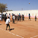 UNAMID hands over buildings and sports facilities to Mahad Boys' Basic School in El Fasher, North Darfur