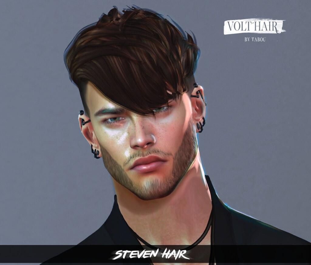 Steven Hair@ Mancave