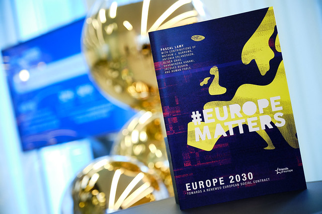 "#EuropeMatters - Shaping an EU Citizens' ""Mandate for Change"""