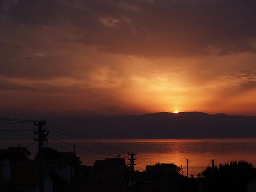 Sunset, Çeşme, Turkey