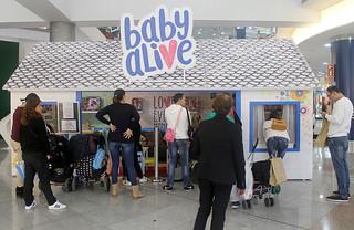 La casita de 'Baby Alive' en L'Aljub