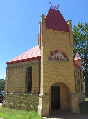Old Florence County Jail (Florence, Wisconsin)