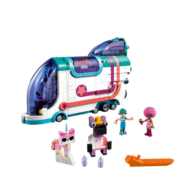 Pop-Up Party Bus (70828)