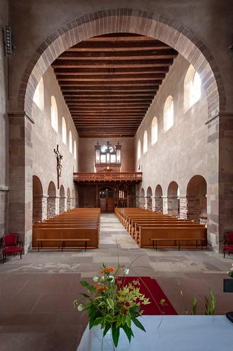 Abbatiale St Trophime 2 (Eschau, France)-105