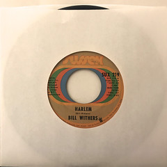 BILL WITHERS:HARLEM(JACKET A)