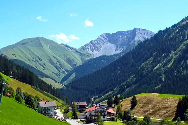 Berwang, Tirol - Austria (1190079)