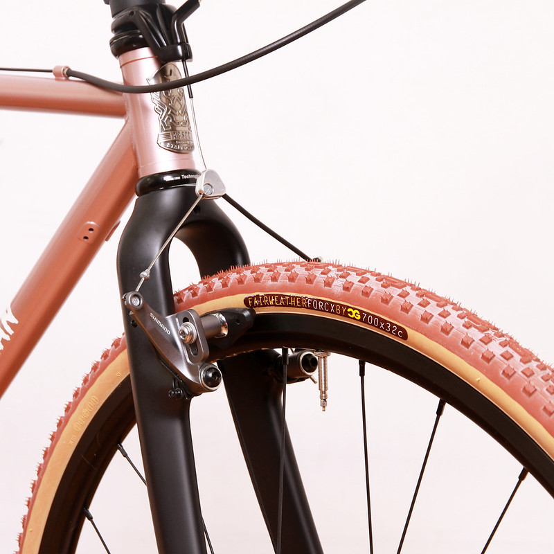 Steel Era Mudwoman Single Speed