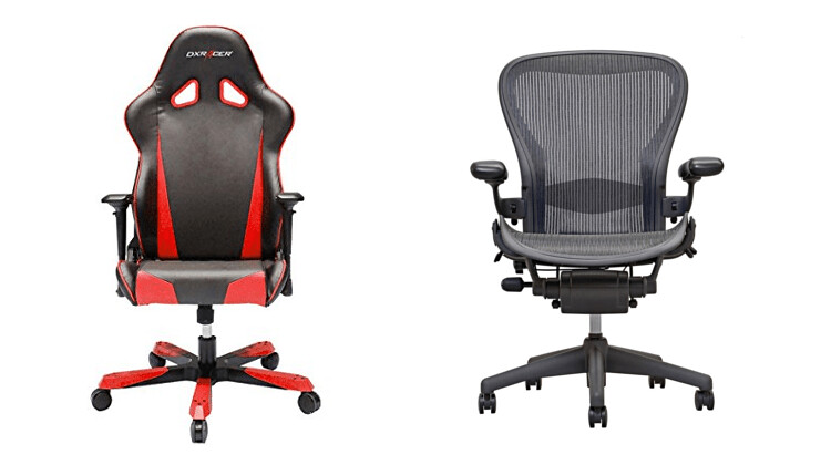 Can you use office chairs as gaming chairs - Image 1