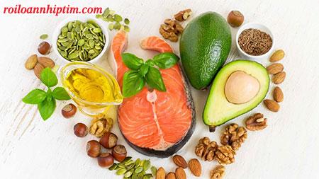 Thực phẩm giàu chất xơ, magie, canxi giúp giảm nhịp tim