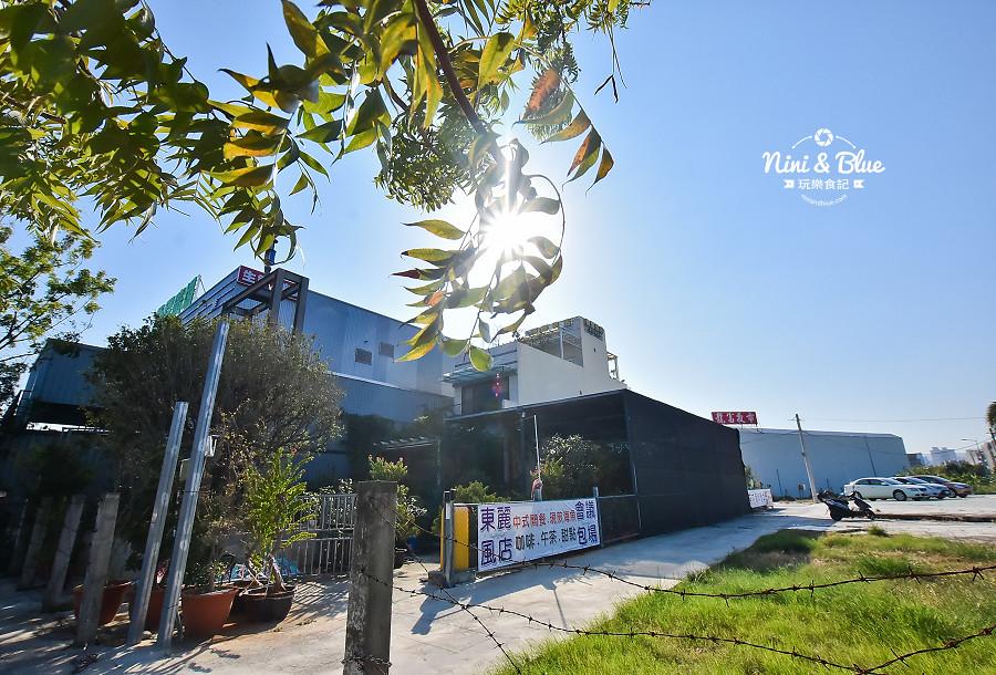 東麗風店 茶花 咖啡 台中咖啡館04