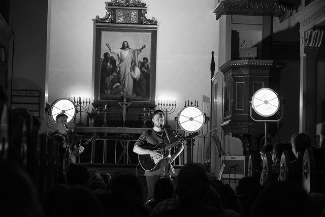 Ásgeir @ Fríkirkjan - Friday - Alexandra Howard