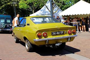 1972 Opel Manta A