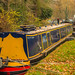 Staffordshire & Worcestershire Canal At Kinver