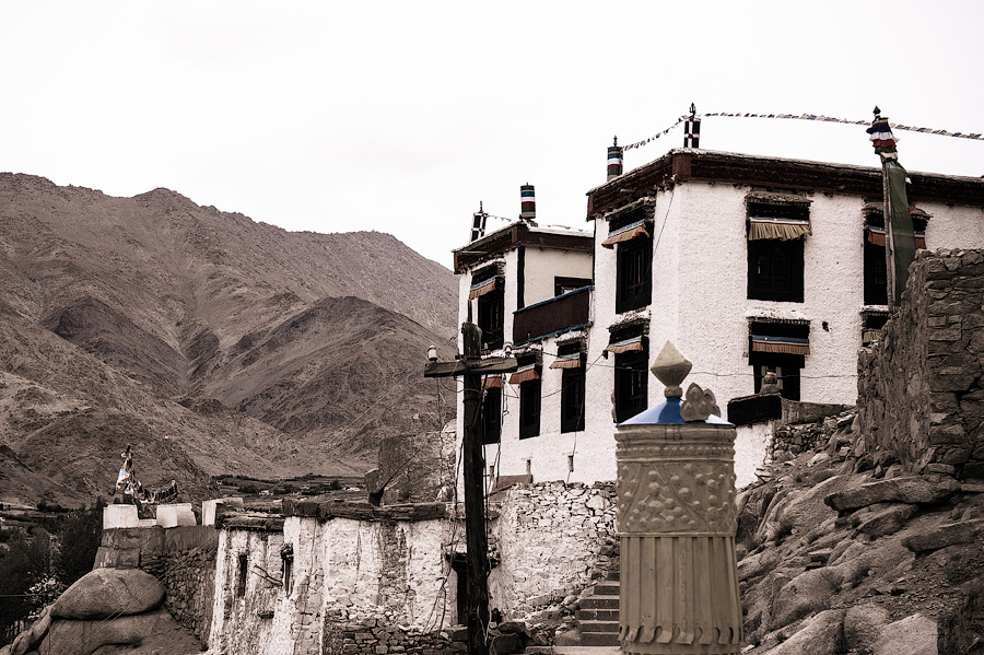 Туктук Гомпа (монастырь Туктук), Ладакх © Kartzon Dream - авторские путешествия, авторские туры в Индию, тревел фото, тревел видео, фототуры