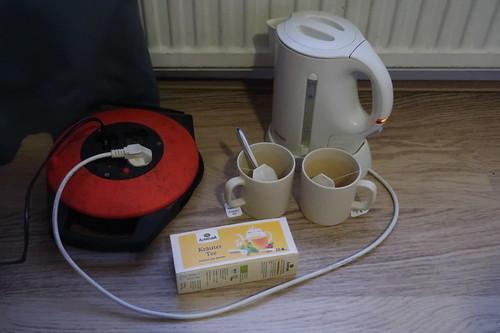 Kräutertee Zubereitung