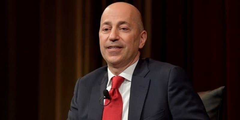 AC Milan menunjuk Gazidis sebagai CEO baru