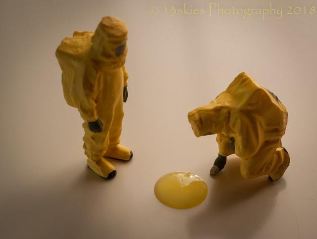 The Oil Spill (HMM)