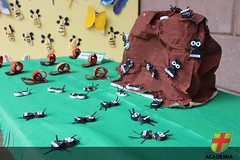 Exposição do 4º Projeto Literário da Educação Infantil e dos 1º ano EF I