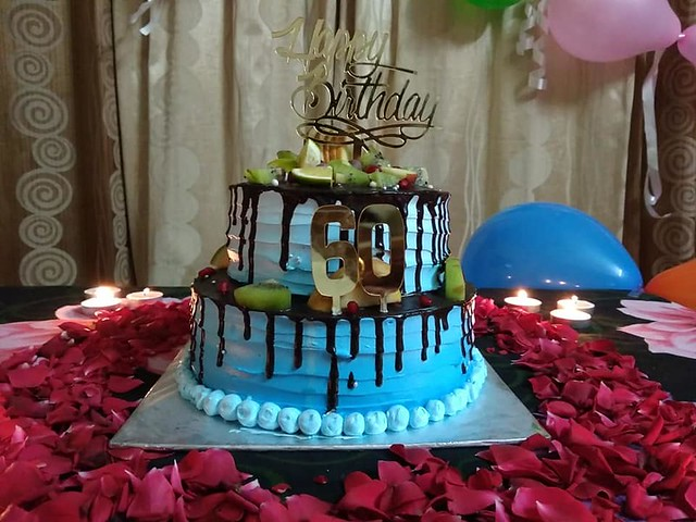 Cake by Ahilya's Cakes And Classes