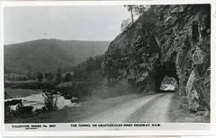 7. Tunnel on Grafton-GIen Innes Highway, NSW
