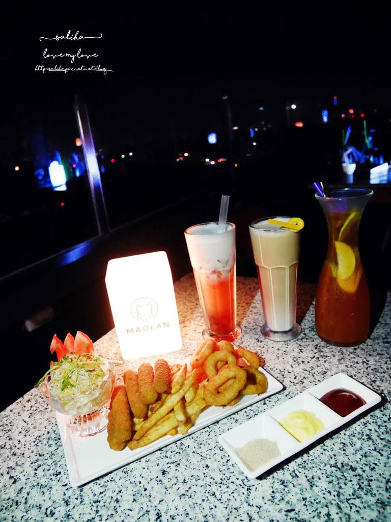 台北文山區貓空看夜景景觀餐廳咖啡貓懶MAOLAN餐點下午茶 (4)