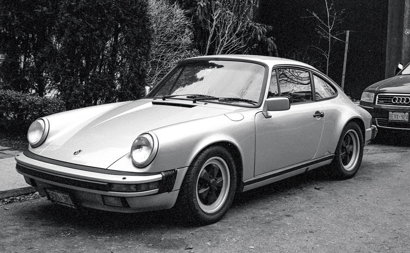 911 Carerra in Silver II